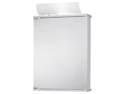 Jokey Entro armoire de toilette 50cm blanc