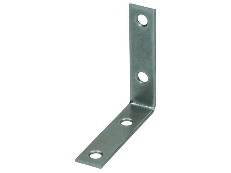 Pgb-fasteners Équerre pliée 63x63x16x2 mm 4 pièces