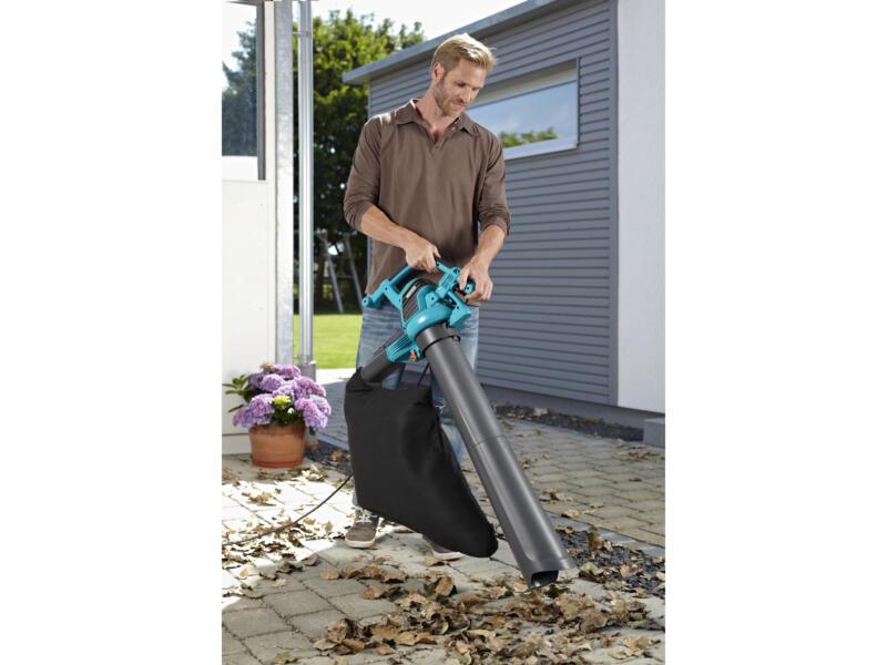 Gardena ErgoJet souffleur-aspirateur de feuilles électrique 2500W