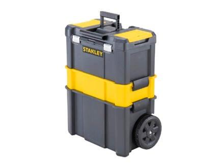 Stanley Essential 3-en-1 servante mobile 47,5x28,5x62,3 cm