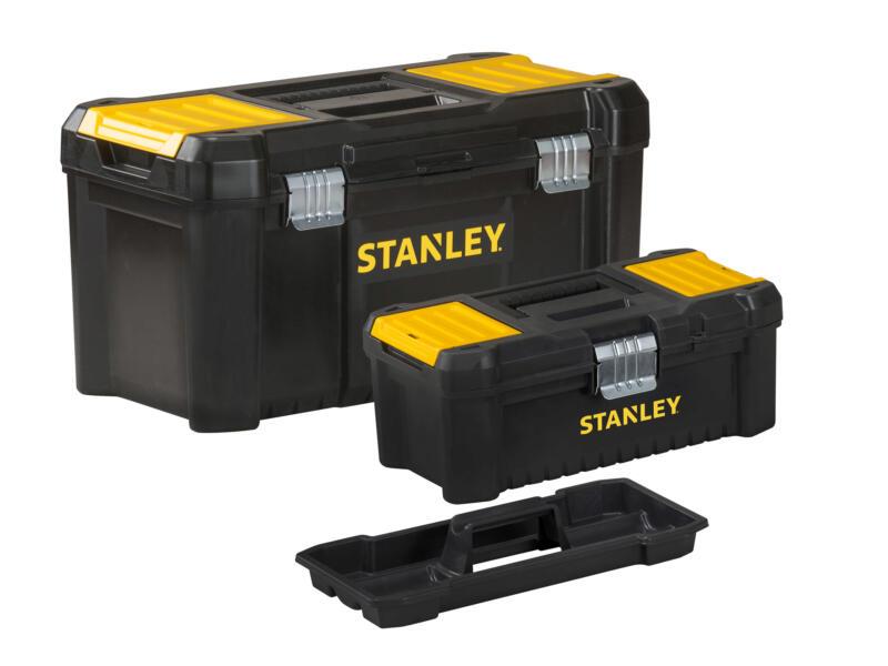 Stanley Essential Toolbox boîte à outils 2 pièces