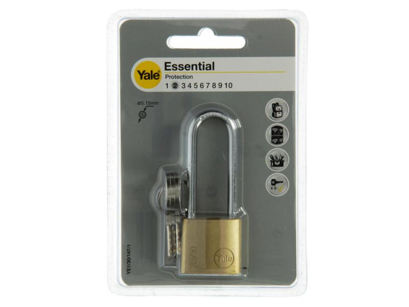 Yale Essential hangslot 30mm extra lange beugel