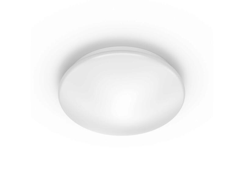 Philips Essentials Moire LED plafondlamp 16W wit