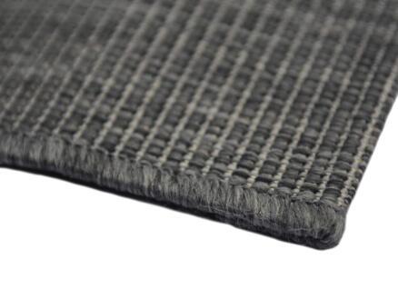 Essenza tapis d'extérieur 160x230 cm gris foncé