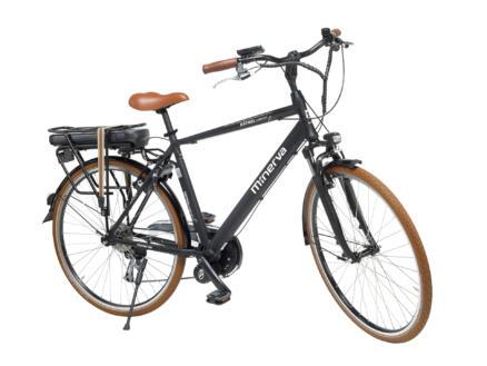 Minerva Estrel Comfort vélo électrique homme moteur central noir