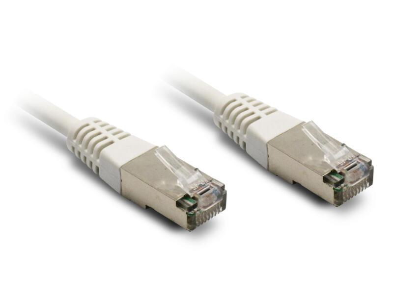 Ethernetkabel RJ45 beschermd 3m