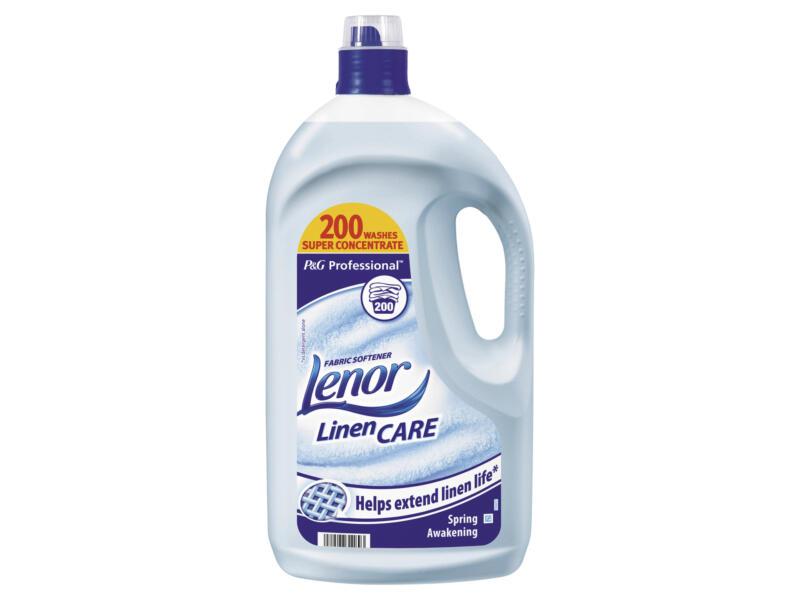 Lenor Eveil Printanier lessive liquide 4l