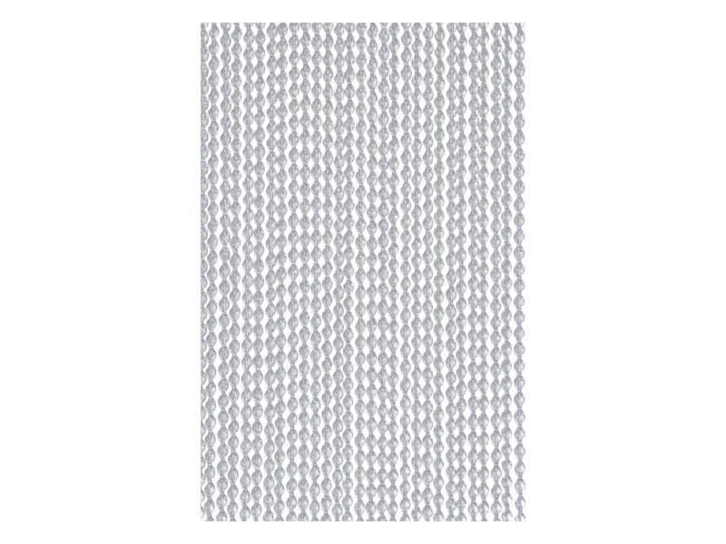 Sun-Arts Evora rideau de porte 90x210 cm transparent