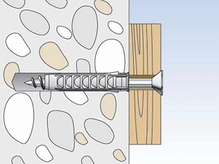 Fischer Expansieplug SX 4 K