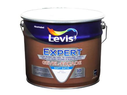 Levis Expert gevelverf zijdeglans 10l wit