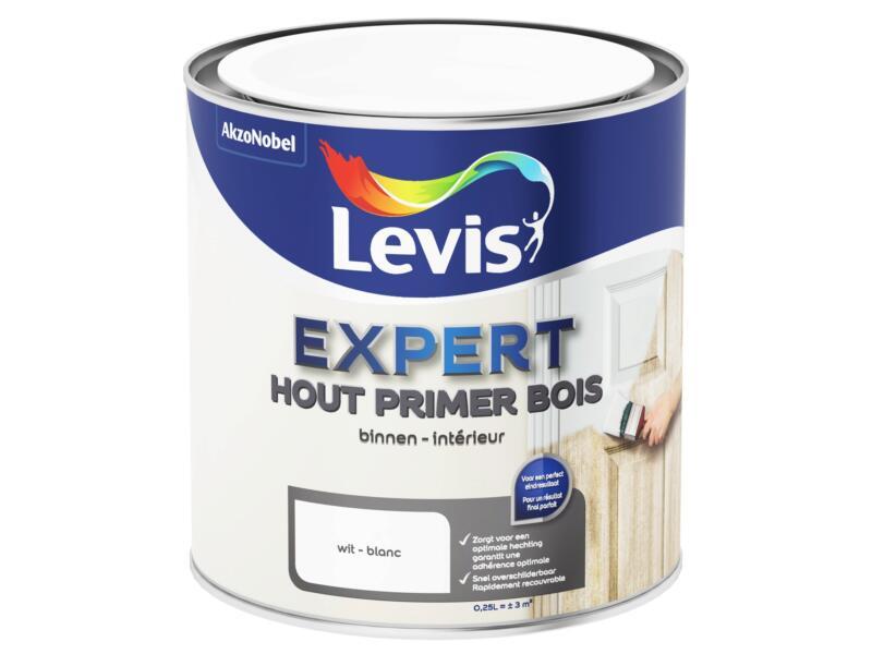 Levis Expert lak primer binnen 0,25l wit