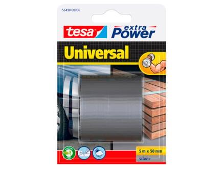 Tesa Extra Power Universal reparatietape 5m x 50mm grijs