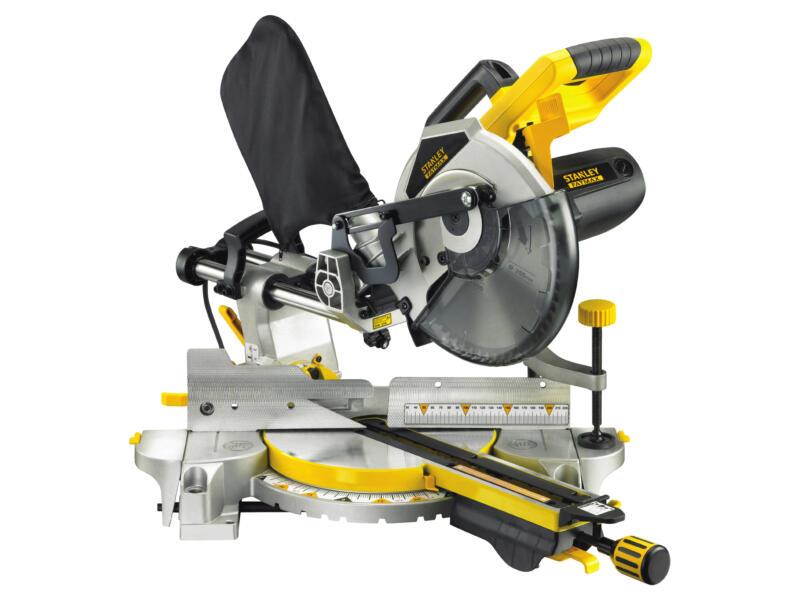 Stanley Fatmax FME720-QS scie à onglet radiale 2000W 255mm