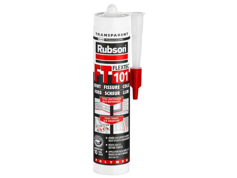 Rubson FT101 voegkit 280ml transparant