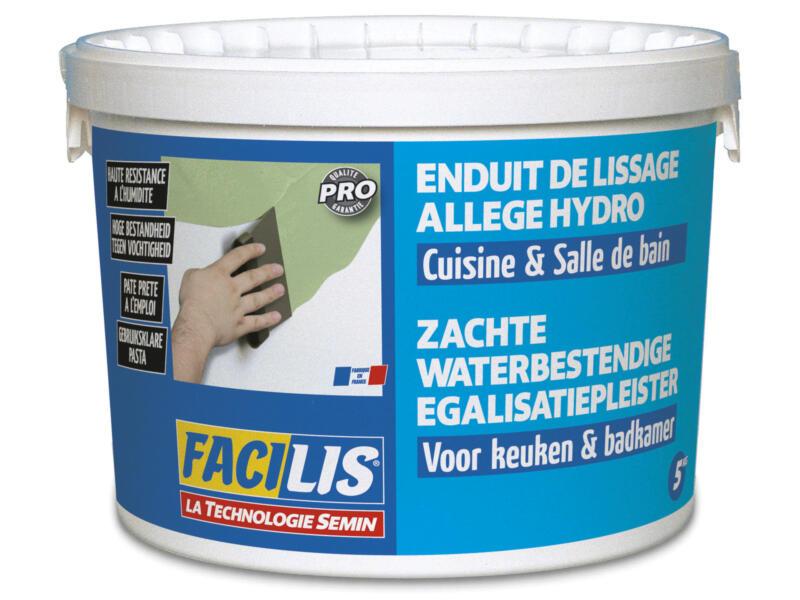 Semin Facilis egalisatiepleister voor keuken en badkamer hydro 5kg