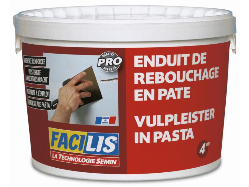 Semin Facilis enduit de rebouchage Facilis 4kg