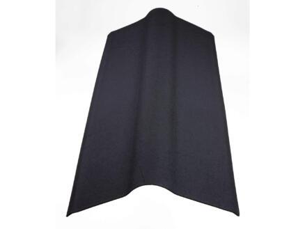 Onduline Faîtière 100x47 cm bitume noire