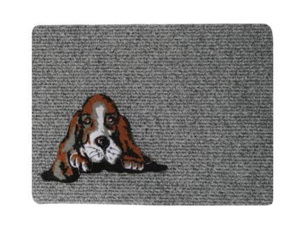 Fantasiemat hond 40x60 cm