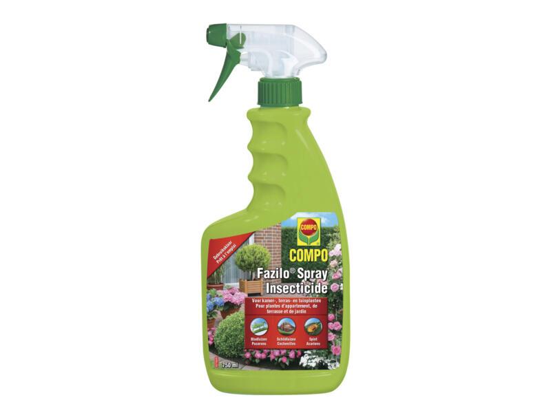 Compo Fazilo Spray insecticide bio 750ml
