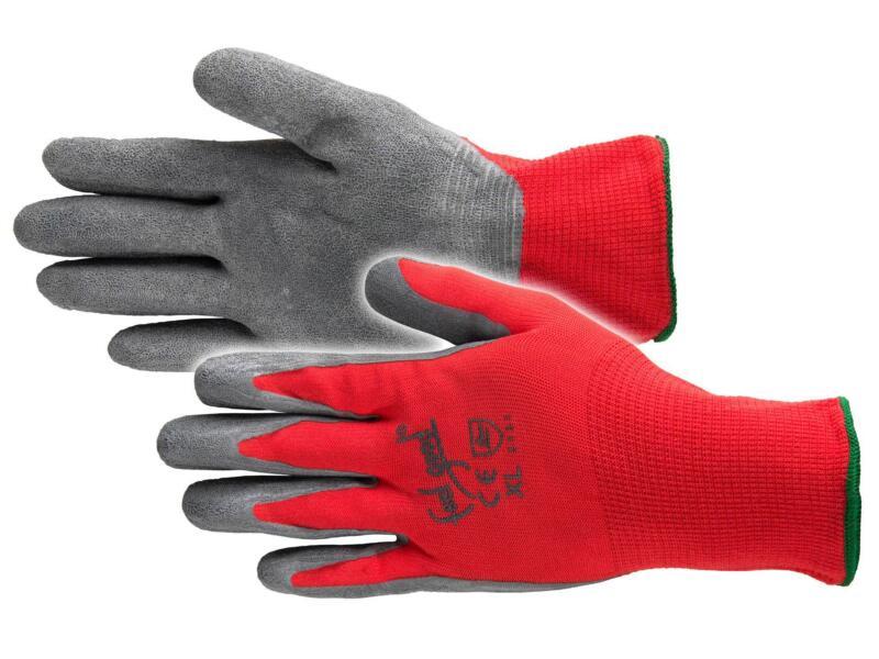 Busters Feel Good werkhandschoenen XL nylon rood