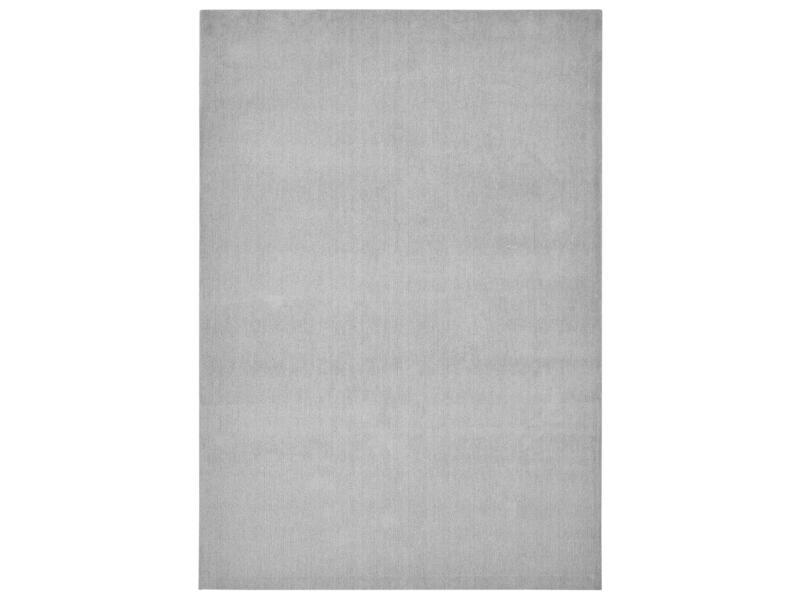 Feel tapis 120x170 cm gris clair
