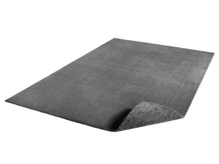 Feel tapis 120x170 cm gris foncé