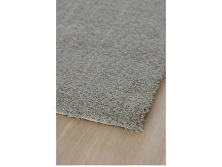 Feel tapis 160x230 cm gris clair