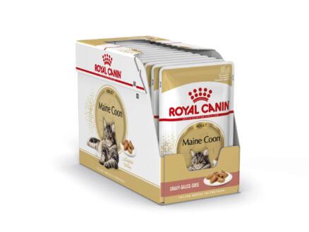Feline Breed Nutrition Maine Coon Gravy kattenvoer 12x85 g