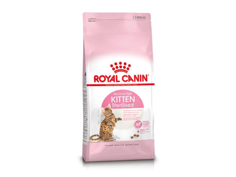 Royal Canin Feline Health Nutrition Kitten Sterilised kattenvoer 2kg