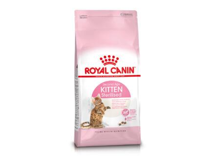 Royal Canin Feline Health Nutrition Kitten Sterilised kattenvoer 400g
