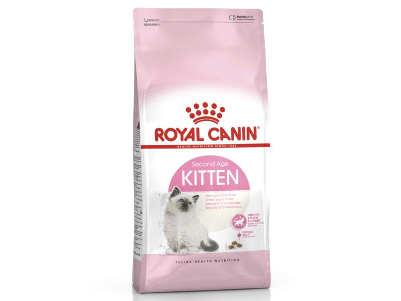 Royal Canin Feline Health Nutrition Kitten croquettes chat 400