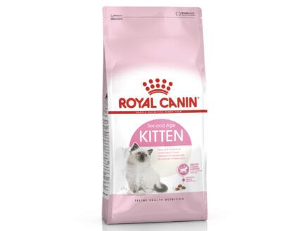 Royal Canin Feline Health Nutrition Kitten croquettes chat 4kg