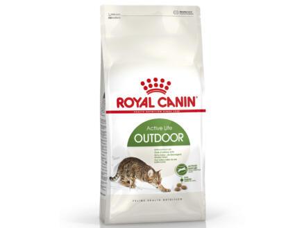 Royal Canin Feline Health Nutrition Outdoor Active Life kattenvoer 4kg