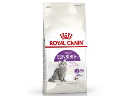 Royal Canin Feline Health Nutrition Sensible croquettes chat 4kg