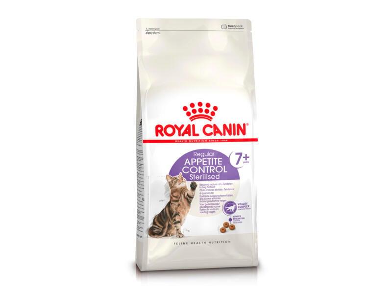 Royal Canin Feline Health Nutrition Sterilised Appetite Control +7 kattenvoer 3,5kg