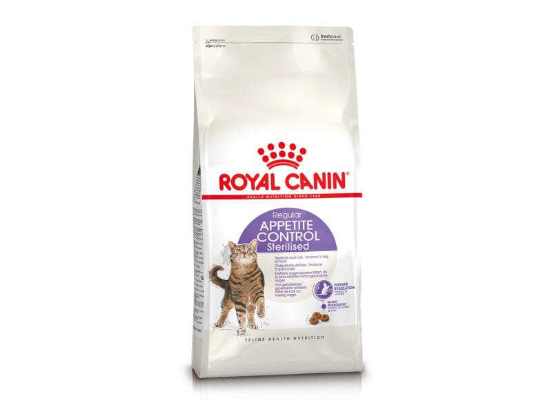 Royal Canin Feline Health Nutrition Sterilised Appetite Control kattenvoer 400g