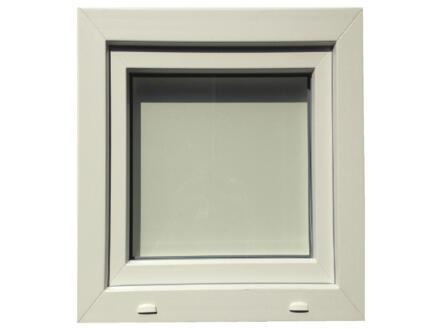 Fenêtre battante 46x48 cm PVC