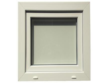 Fenêtre battante 46x58 cm PVC