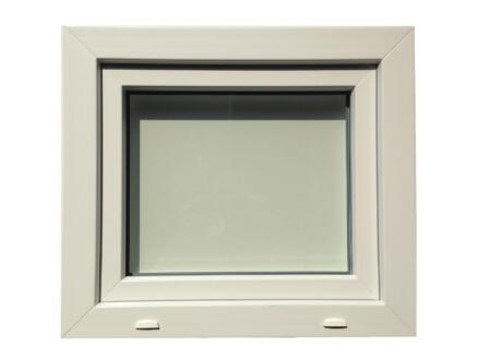 Fenêtre battante 66x58 cm PVC