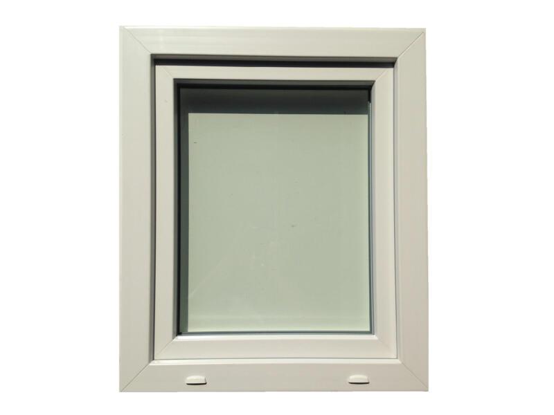 Fenêtre oscillo-battante ouvrant droit 86x118 cm PVC