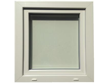 Fenêtre oscillo-battante ouvrant droit 86x78 cm PVC