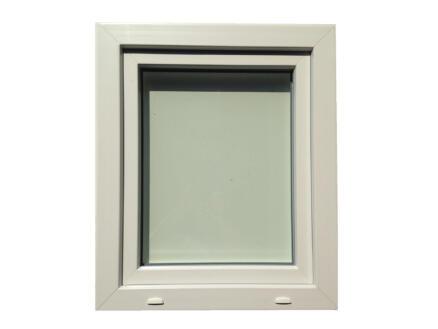Fenêtre oscillo-battante ouvrant droit 96x118 cm PVC