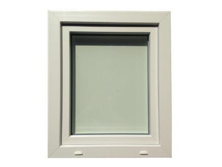 Fenêtre oscillo-battante ouvrant gauche 66x98 cm PVC