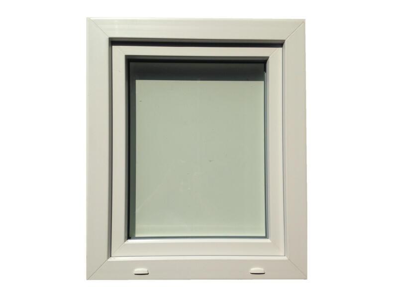 Fenêtre oscillo-battante ouvrant gauche 86x118 cm PVC