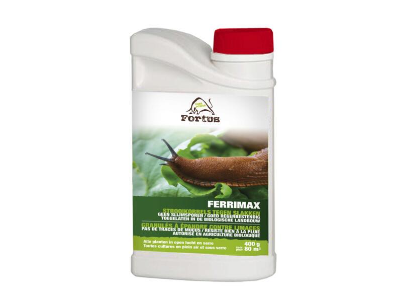 Fortus Ferrimax slakkenkorrels 400g