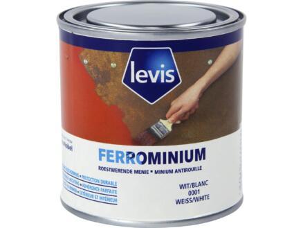 Levis Ferrominium lak 0,25l wit