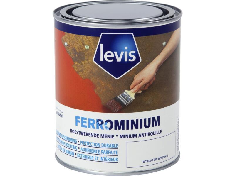 Levis Ferrominium lak 0,75l wit