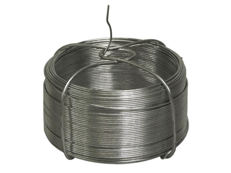 Fil à ligature 50m gris
