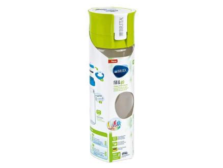 Brita Fill & Go Vital bouteille à eau filtrante vert