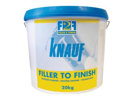 Knauf Filler2Finish 20kg